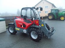 Weidemann telescopic loader T45
