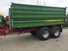 Stetzel Tandem three-way tipper