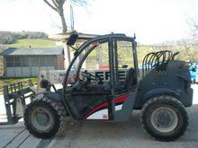 2004 Terex telelift 2506 Teleha