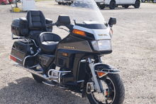 1987 Honda Goldwing  Aspencade