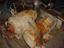 Used Reeves 7.5 Hp V
