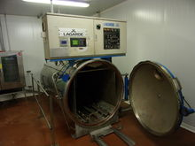 Lagarde Autoclave 4 trolleys