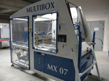 MX07 cardboard box machine