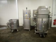 cooking vessel STEPHAN 2000 L