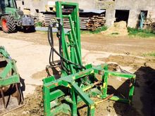 Stoll H Bale forks and gripper