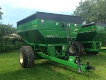 Brent 576 W/ TARP Grain Cart