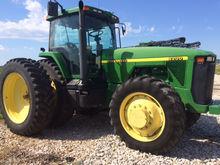 1997 John Deere 8200 Tractor