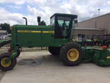 John Deere 4995 Windrower-Self