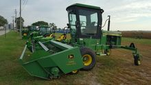 1989 John Deere 3430 Windrower-