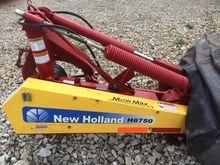 2014 New Holland H6750
