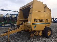Vermeer 605k