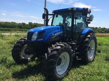 2012 New Holland T6.165