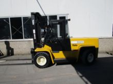 2004 Hyster H 7.00 XL 1
