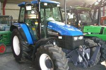 2000 New Holland TS 100 Allrad