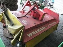 Used Welger FM 2600