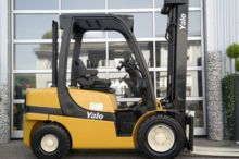 Used 2010 Yale GDP 3