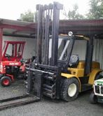 1977 Hyster H 150 F 1020