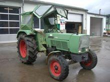 1973 Fendt Farmer 4S Hinterrad
