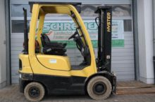 2009 Hyster H 1.6 FT 41643