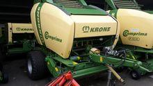 2012 Krone Comprima V 150 XC 42