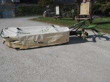 Used Krone AM 243 S