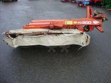Used Kuhn FC 200 in