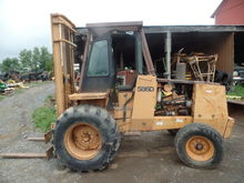 Used 1983 Case 586D