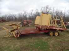 Used Bale Wagons And Retrievers for sale  New Holland equipment