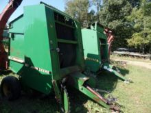 Used John Deere Balers for sale in Pennsylvania, USA | Machinio