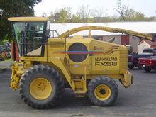 1999 New Holland FX58