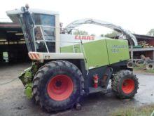 2002 Claas JAGUAR 900
