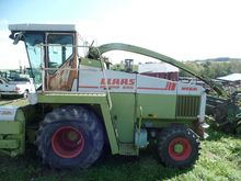 1993 Claas JAGUAR 695 MEGA