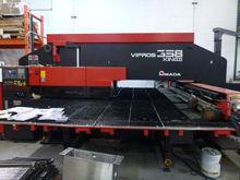 Amada Model Vipros 358 CNC Turr
