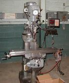 1989 Alliant Vertical Mill