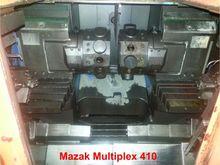 Mazak Multiplex 410 – Twin Spin