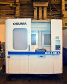 1999 Okuma MX-40HA 4-Axis Horiz