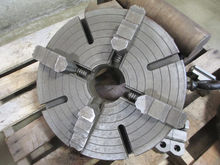 16″ Polish Made 4-Jaw Chuck PUU