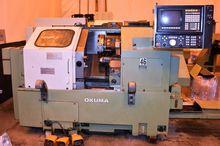 1988 Okuma LB-15 CNC Lathe