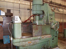 36″ Mattison Rotary Surface Gri