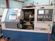 2007 YCM GT-200B CNC Turning Ce