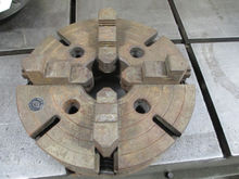 12 3/4″ Chinese Made 4-Jaw Chuc