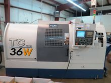 2005 YCM TC-36W CNC Turning Cen