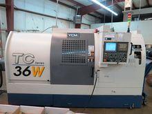 2005 YCM TC-36W CNC Turning Cen