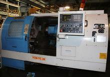 2000 YCM Supermax TC-26 CNC Lat
