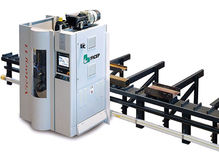 CNC Controlled Bandsaws