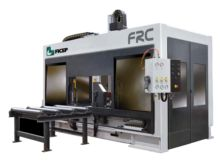 FRC CNC Thermal Coping Machine