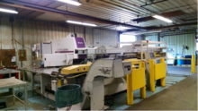 Muratec Turret Punch Press W/Au