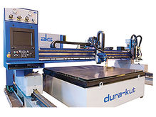 Dura-Kut Gantry Plasma Machine