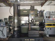 "5' x 15"", KAO MING Model KMR-16"