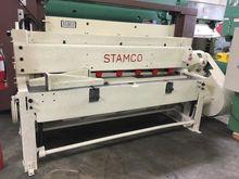 """10 Ga. x 72"""", STAMCO 430-58, SQ"""